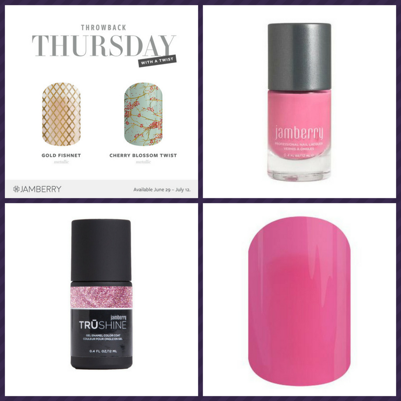 Jamberry\'s Throwback Thursday June 29 - Direct Sales Member Article ...
