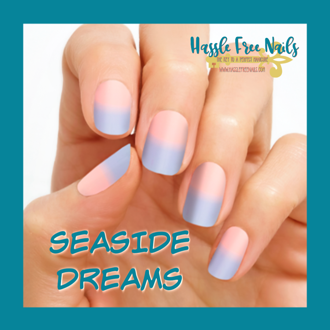 seaside Dreams, shop color street, buy color street, join color street, hassle free nails