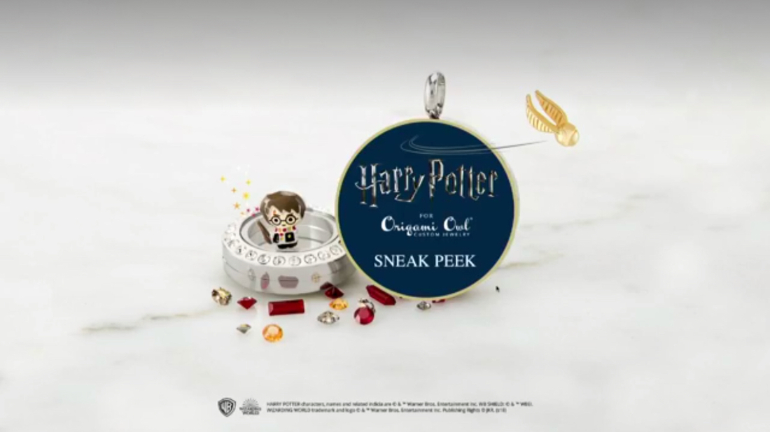 Harry Potter Starter Kit For Origami Owl Direct Sales And Home