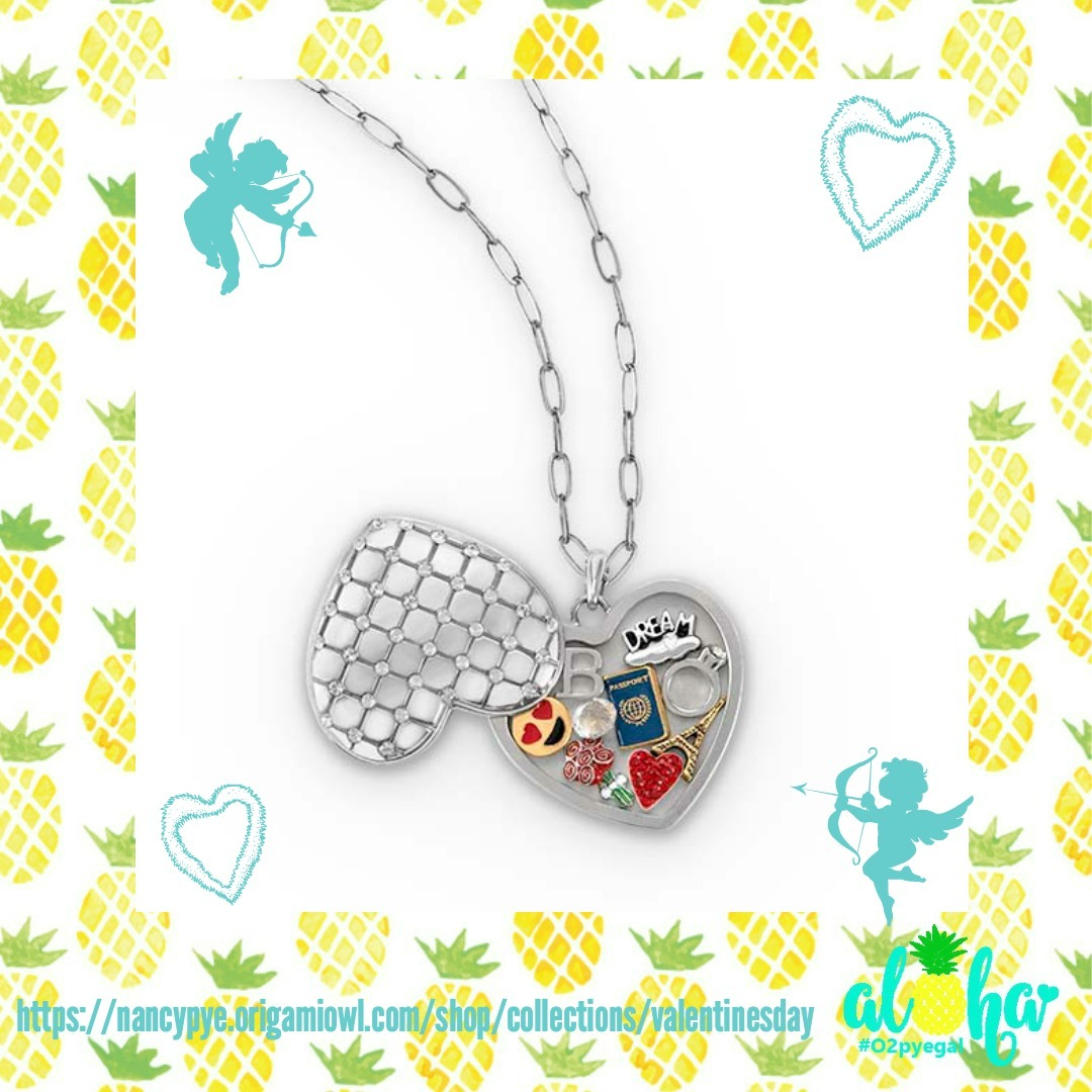 Valentines day limited edition collection by origami owl direct now you can express all the ways you love the ones you love with valentines day limited edition collection by origami owl jeuxipadfo Images