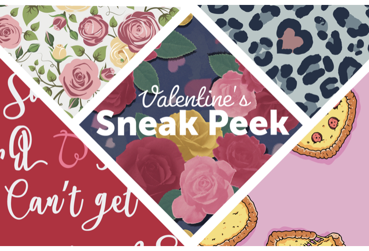 dbd963752748ed Previous Valentine's collections have brought us ultra cuddly and soft  leggings in bright and bold patterns, in addition to fun and festive prints  in tops.