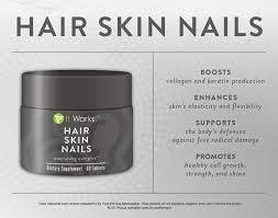 IT Works Hair Skin And Nails Reviews Itworks Hairskinnails Itworkshairskinnailsreviews