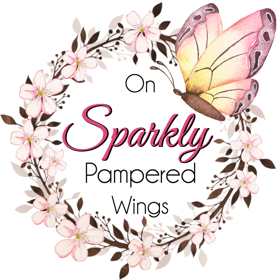 Origami Owl On Sparkly Pampered Wings Personalized Jewelry