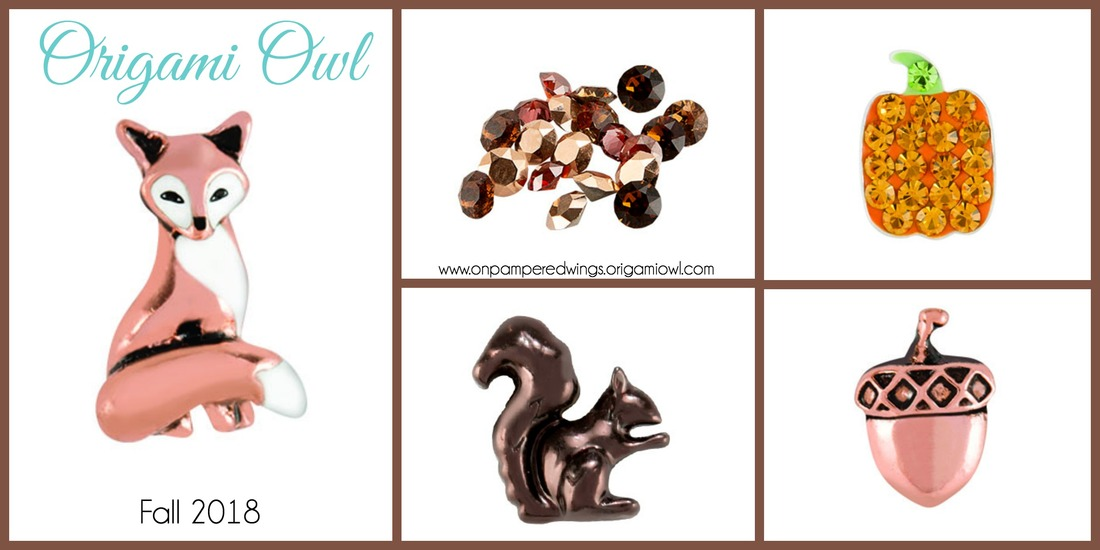 Fall Origami Owl Chocolate Collection