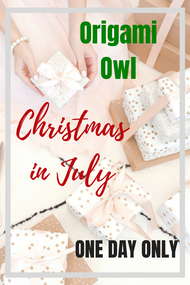 Christmas In July Free Image.Origami Owl S Christmas In July Direct Sales Party Plan