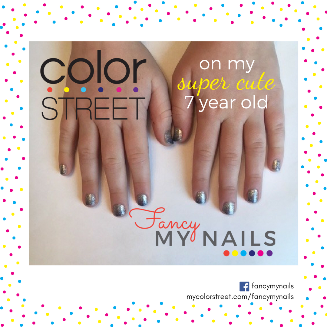 Can kids wear Color Street nail polish strips? - Direct Sales and ...
