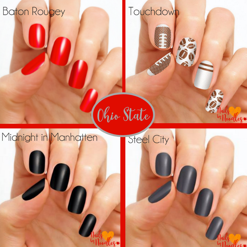 College Football Nail Designs Direct Sales And Home Based Business