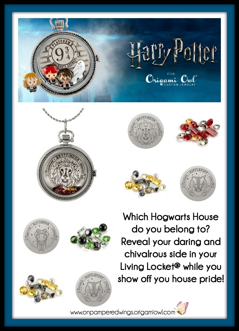 Harry Potter and Origami Owl