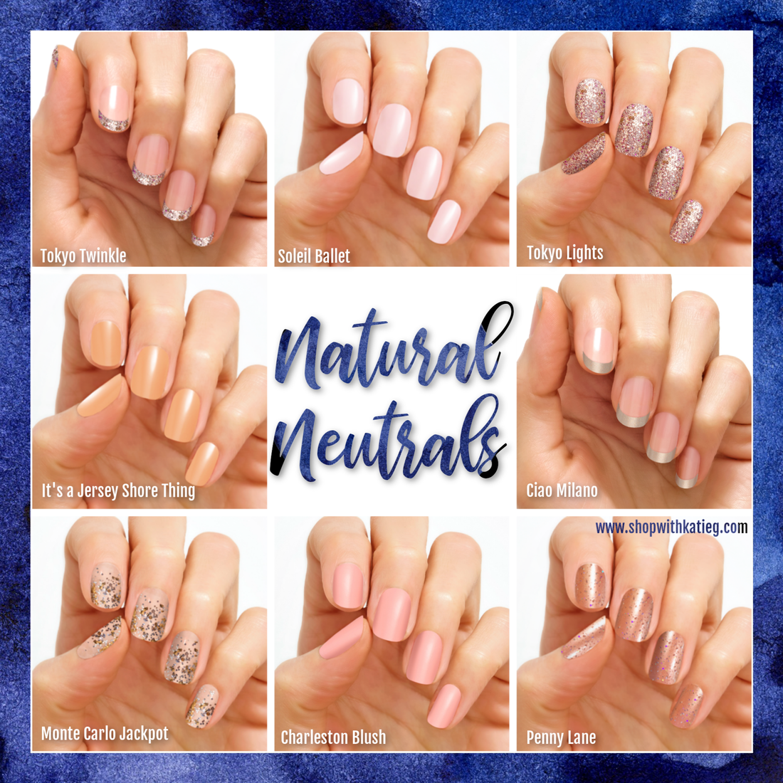 Beautiful Nail Designs 2019 Neutral Colors