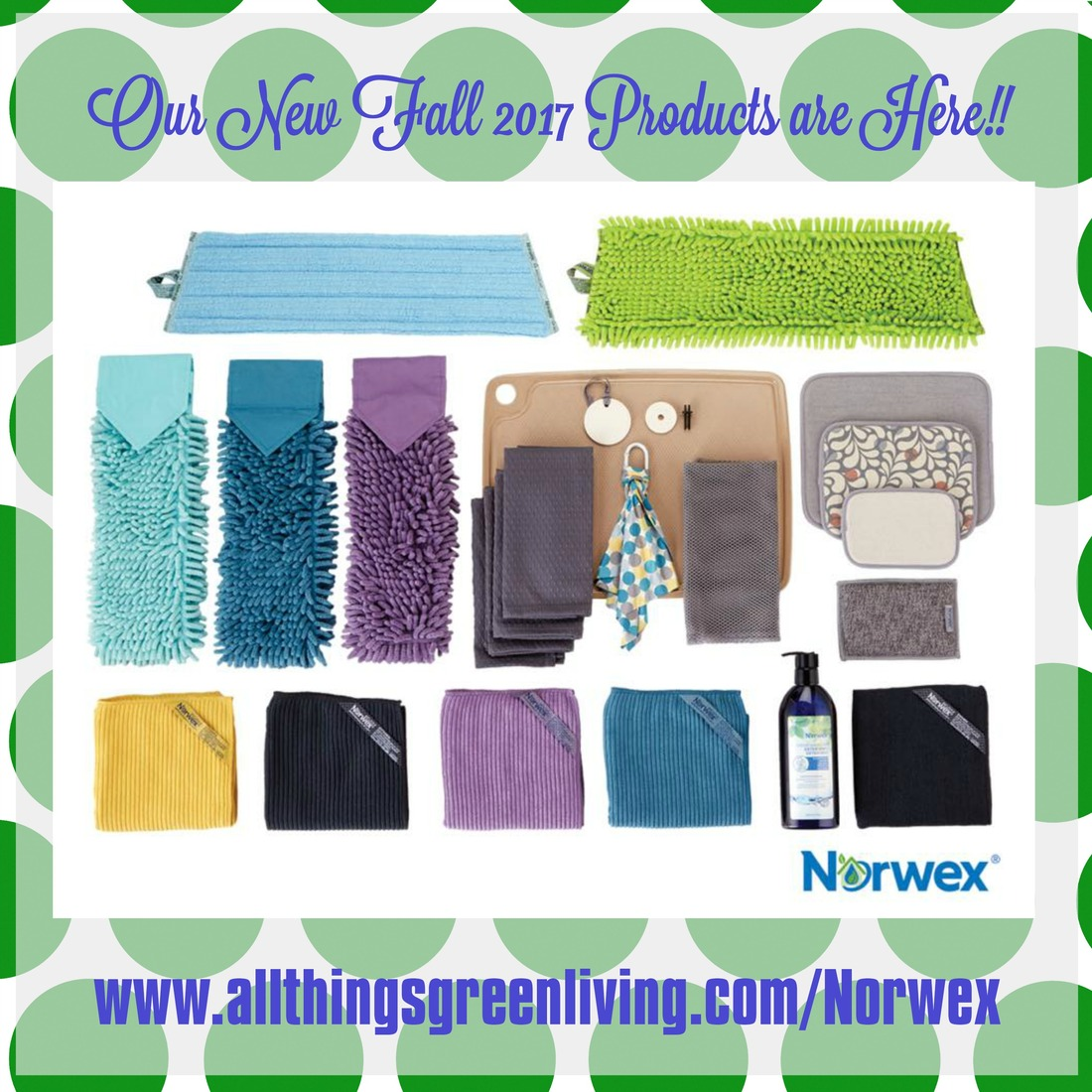 Norwex Catalog: Norwex New Fall 2017 Catalog And Products
