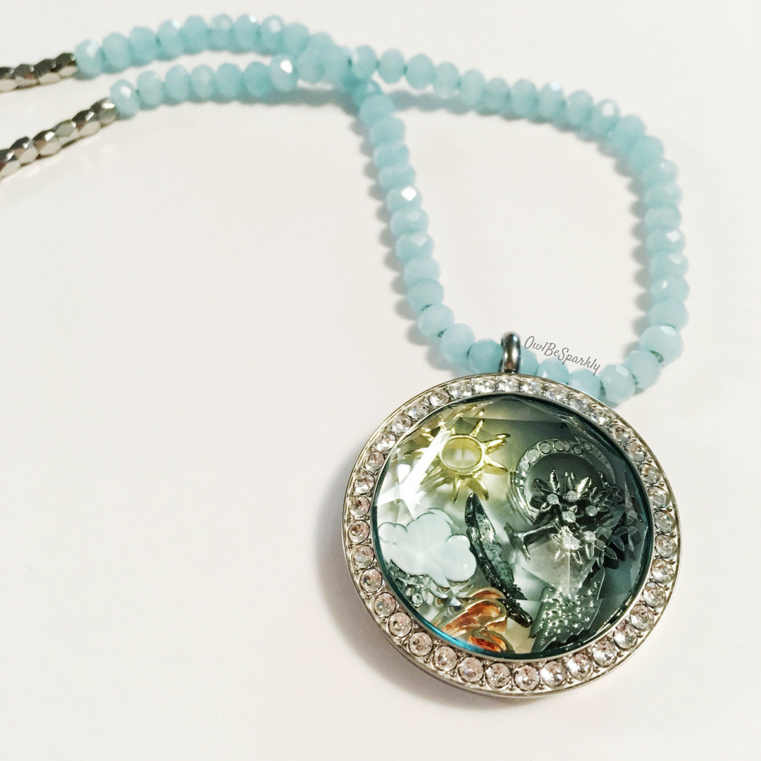 tree locket custom birthstone lockets pretty family