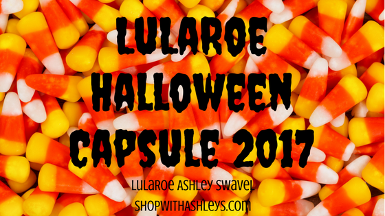 Show Your Spooky Side with LuLaRoe Halloween Leggings - Direct ...
