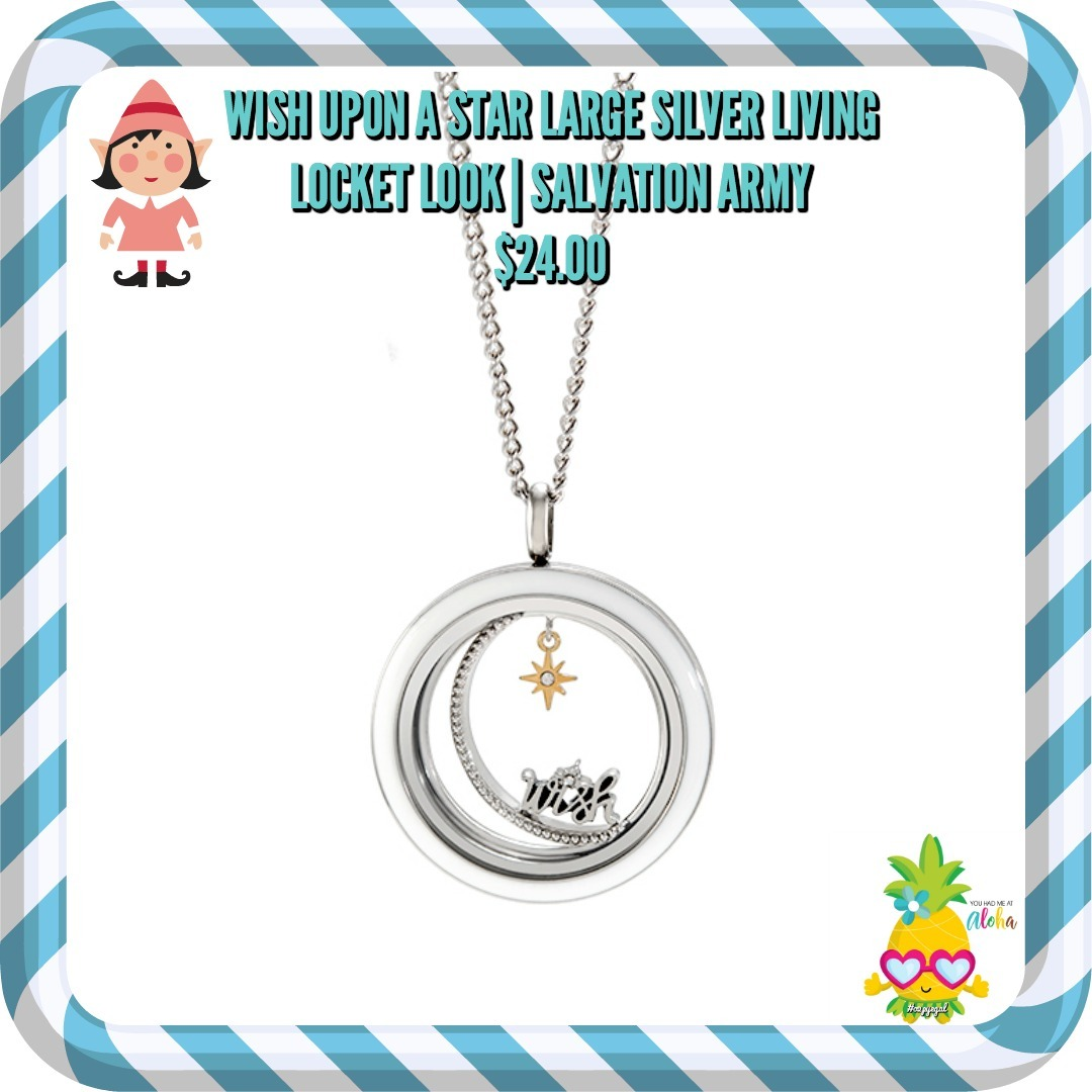 Salvation Army Gifts For Christmas: Holiday Gifts Ideas Under $50 From Origami Owl