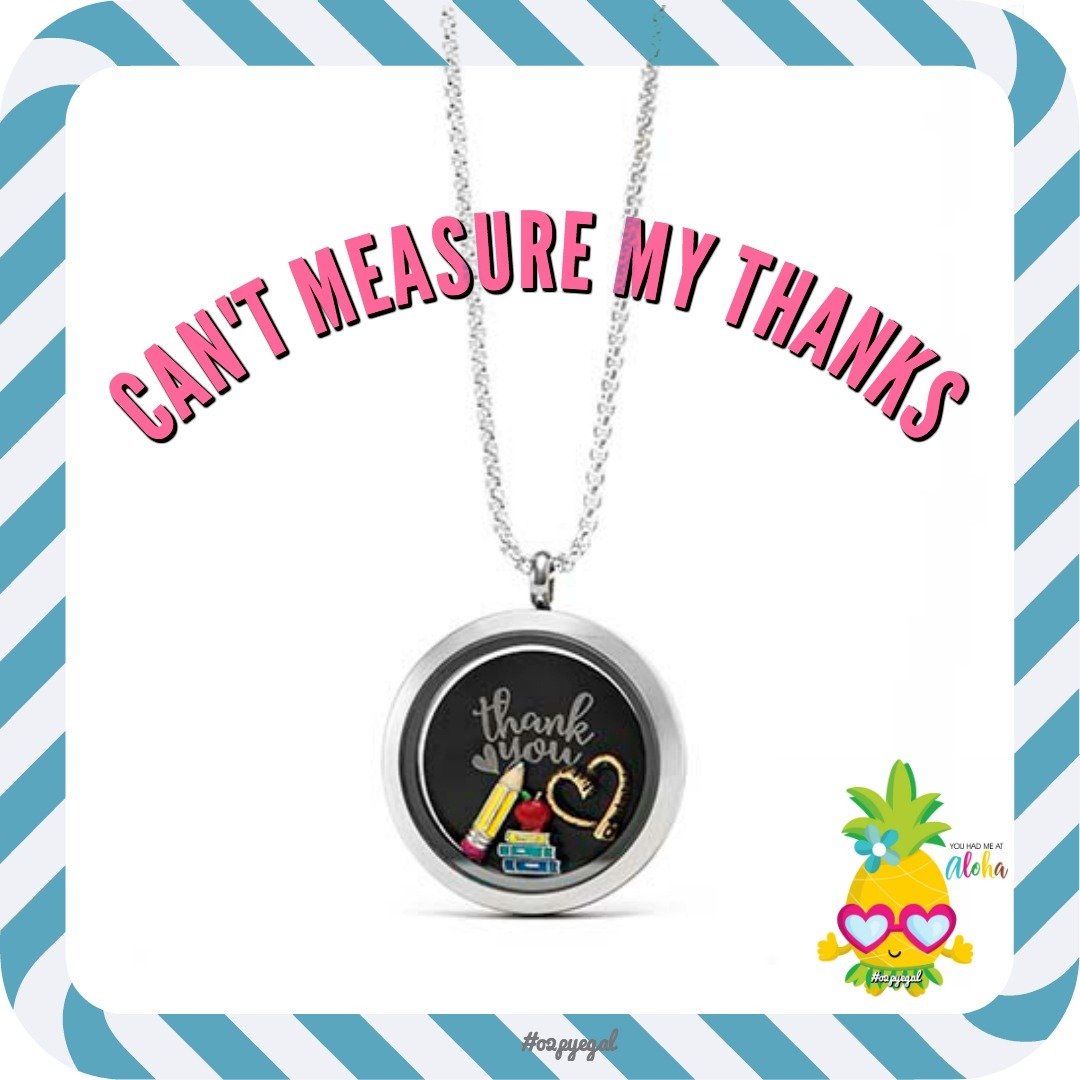 Holiday Gift Ideas for Teachers from Origami Owl - Direct ... - photo#48