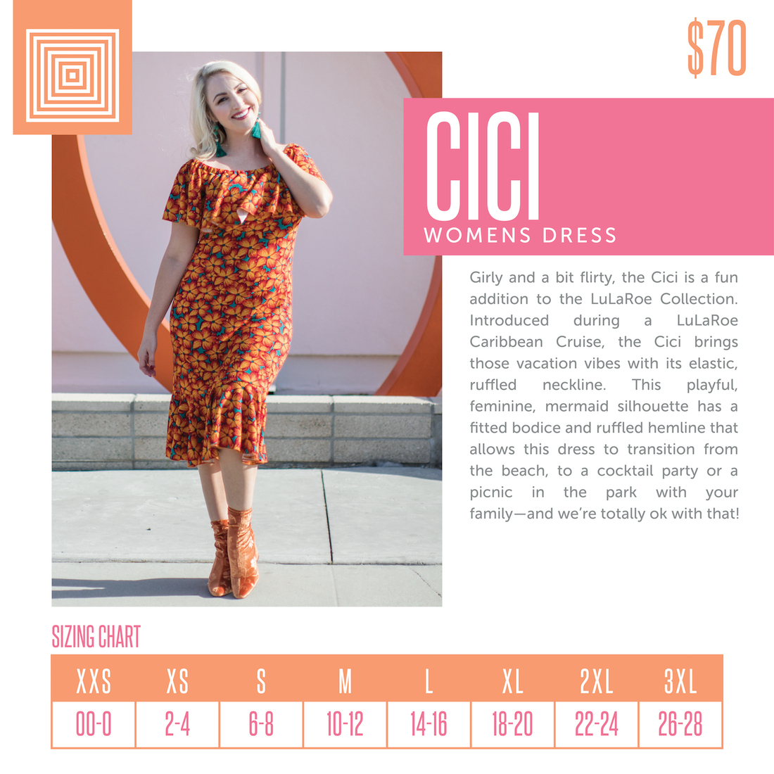 LuLaRoe CiCi Sizing And Pricing Direct Sales And Home Based - Lularoe map pricing