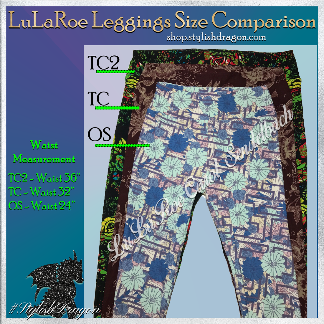d0a51275eeb30d Waist - Measured the waistband from seam to seam, multiplied by 2 to get the  total inches. Please note that LuLaRoe leggings stretch comfortably to fit  and ...