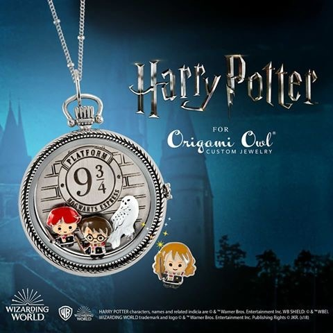 Harry Potter For Origami Owl Available Now Direct Sales And Home