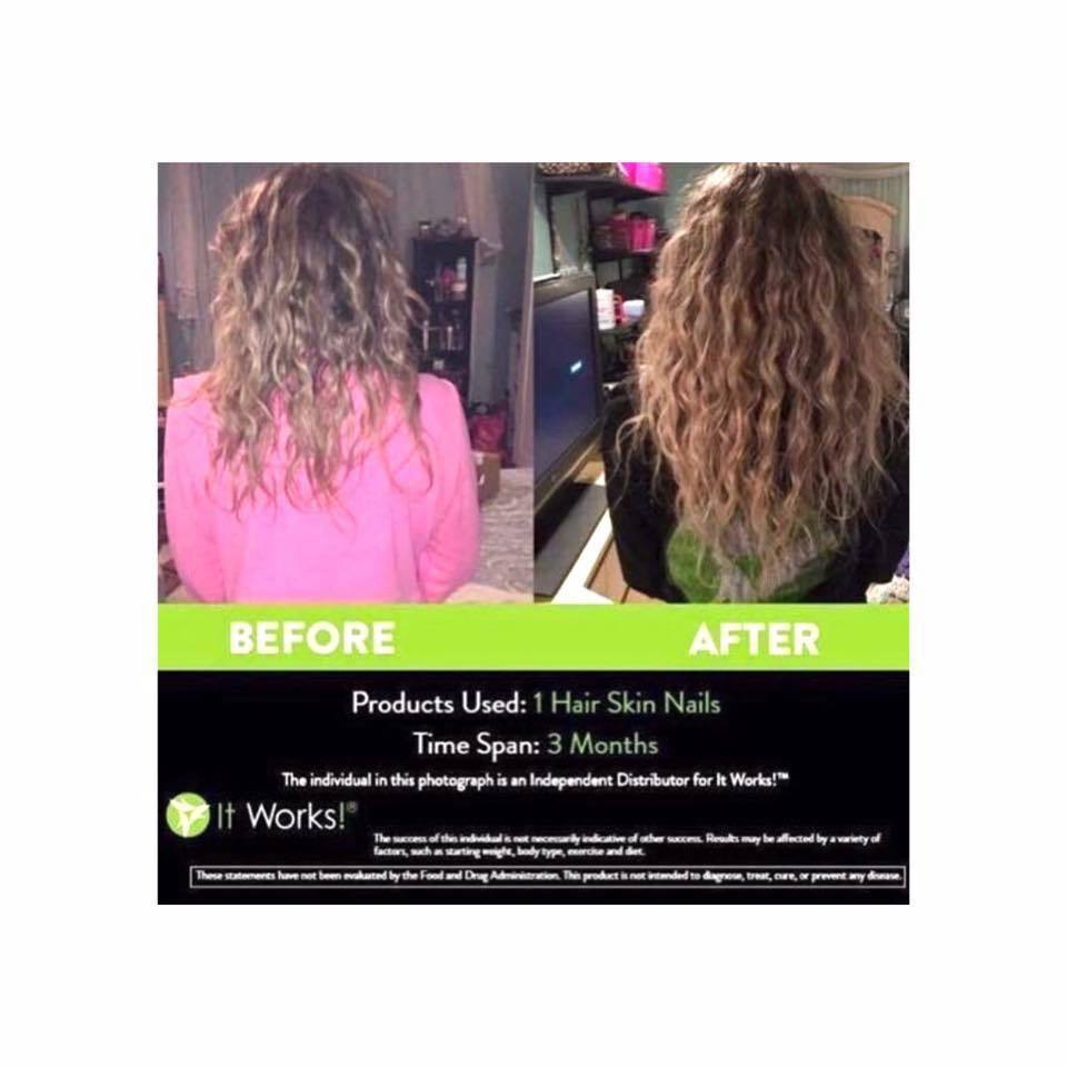 IT WORKS HAIR SKIN NAILS REVIEWS - Direct Sales and Home Based ...