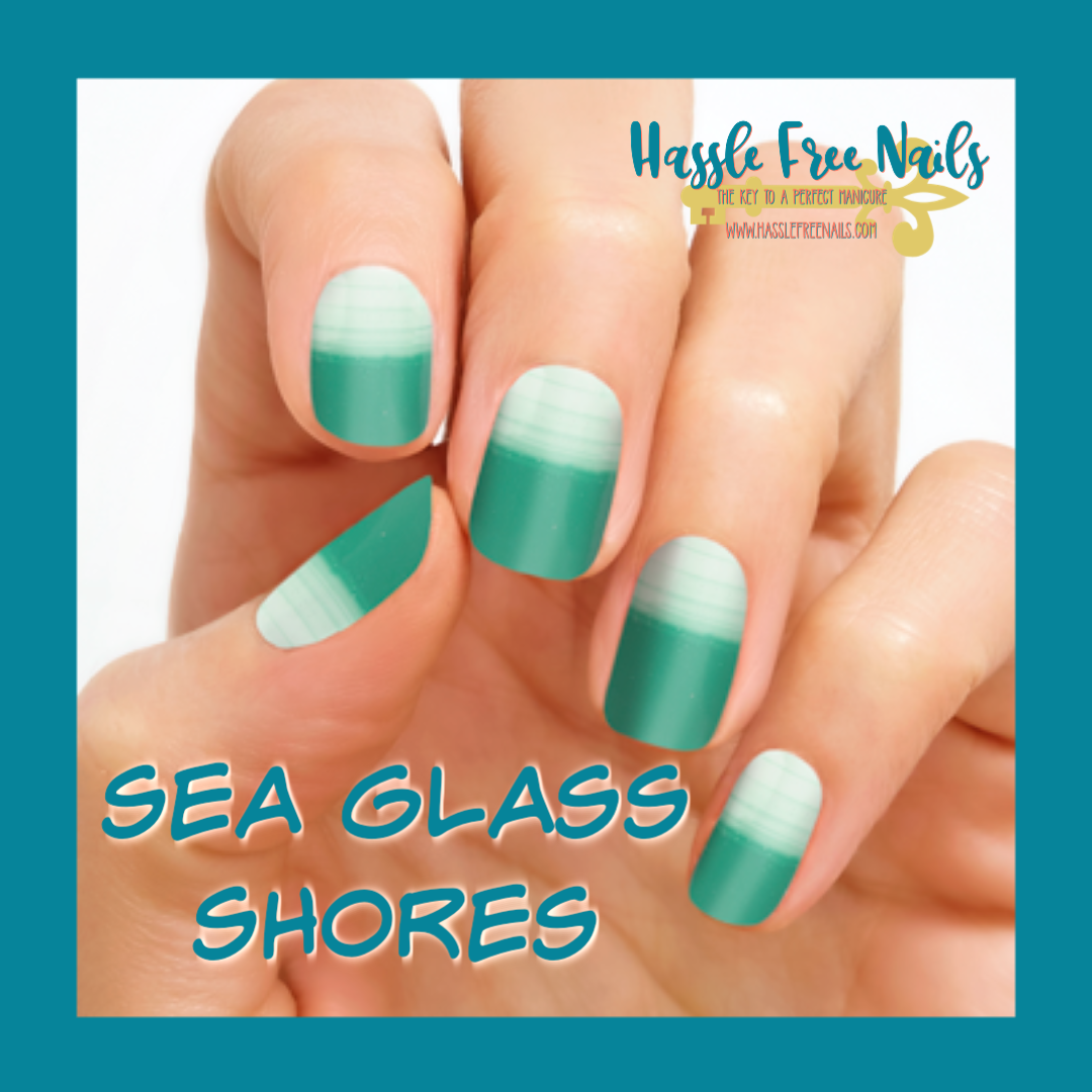 shop color street, buy color street, join color street, color street summer, summer nails, hassle free nails, sea glass shores
