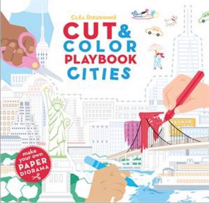Create Stunning Layered Paper Scenes Of New York Paris London And Moscow In This Innovative Art Activity Book Amazing Coloring Helps Develop