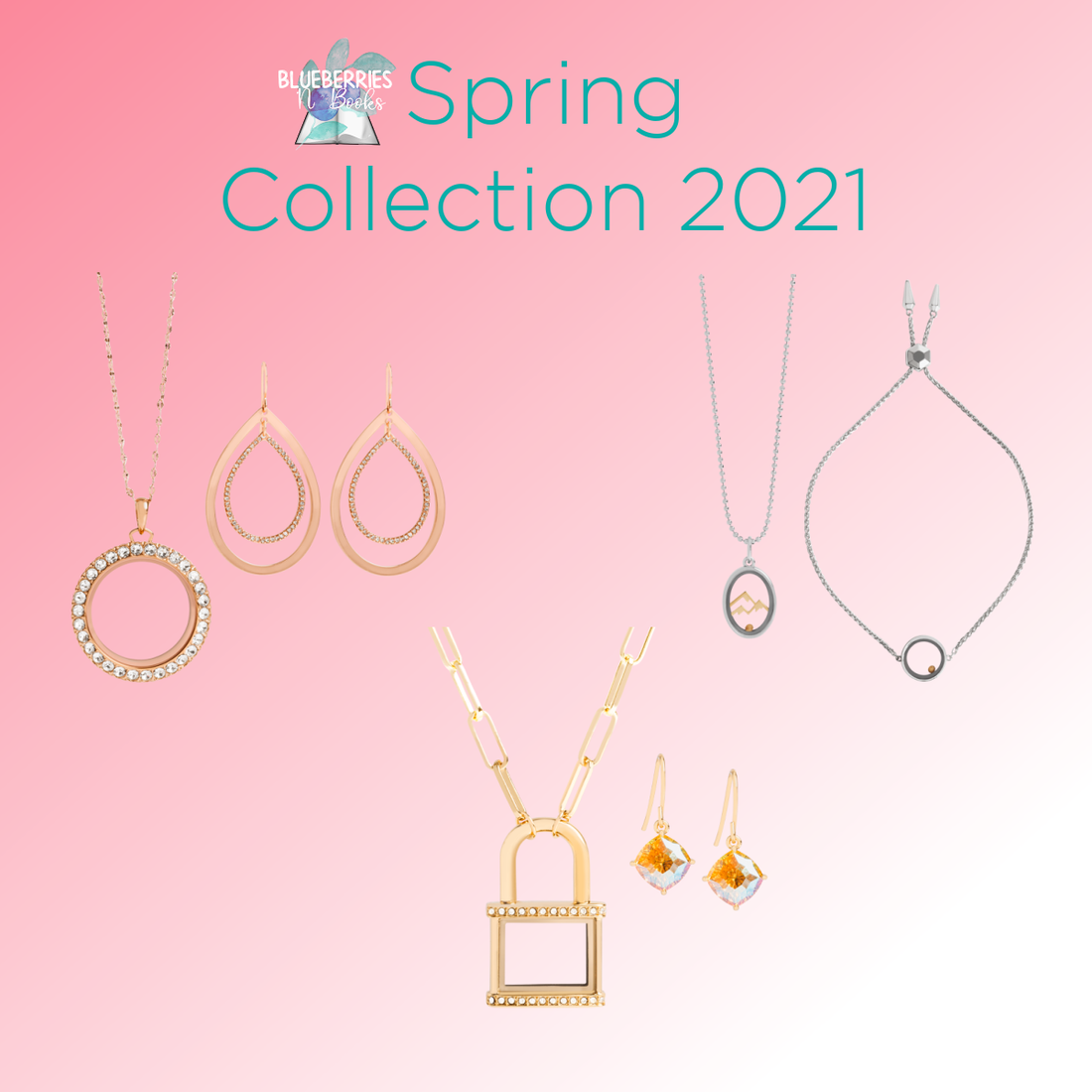 Origami Owl Spring Collection, Origami Owl Gift Sets