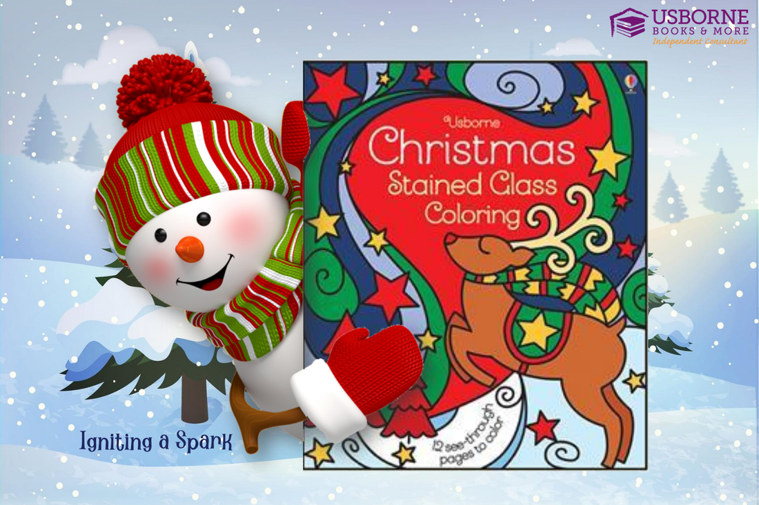 25 Days of Christmas Books from Usborne Books & More ...