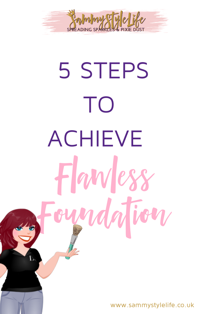 5 Steps To A Flawless Foundation Finish Direct Sales Party Plan And Network Marketing Companies Member Article By Samantha Byrne