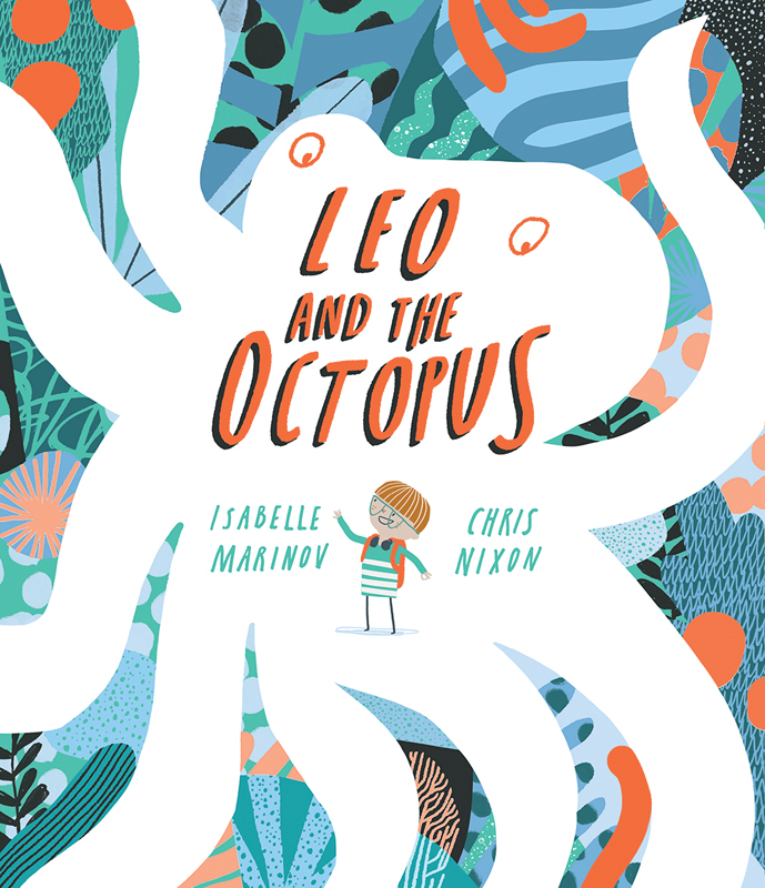 Leo and the Octopus: Usborne Books & More New Release