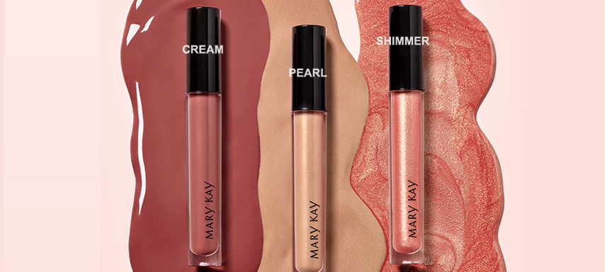 Mary Kay | Unlimited Lip Gloss: Review and Swatches | The