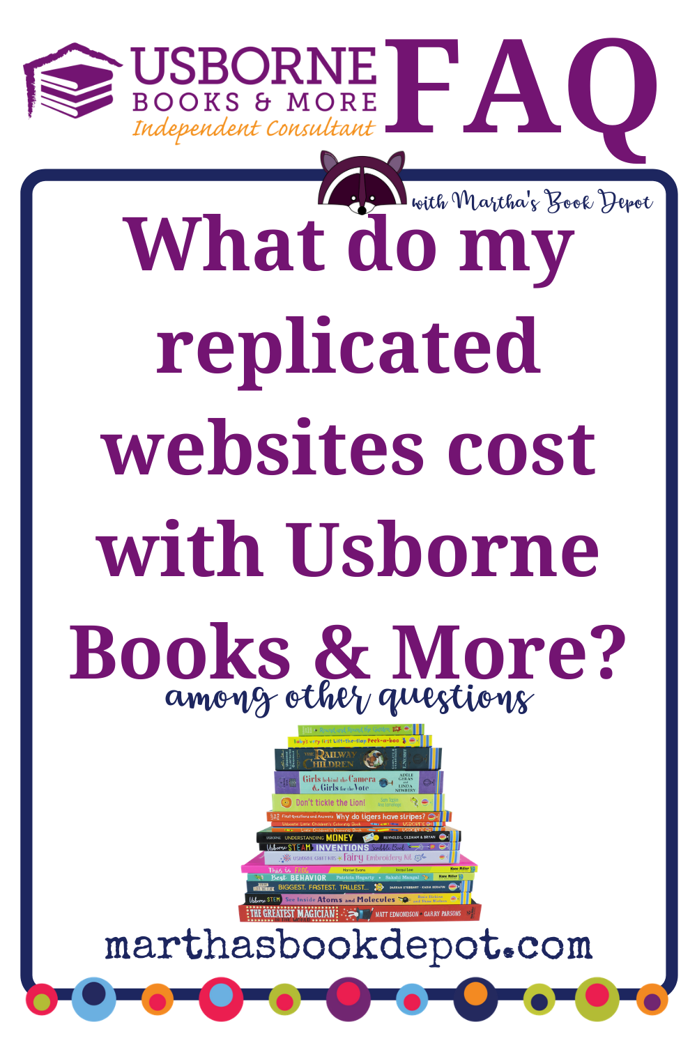 Do I Get A Discount As An Usborne Books More Consultant Direct Sales Party Plan And Network Marketing Companies Member Article By Martha Growdon