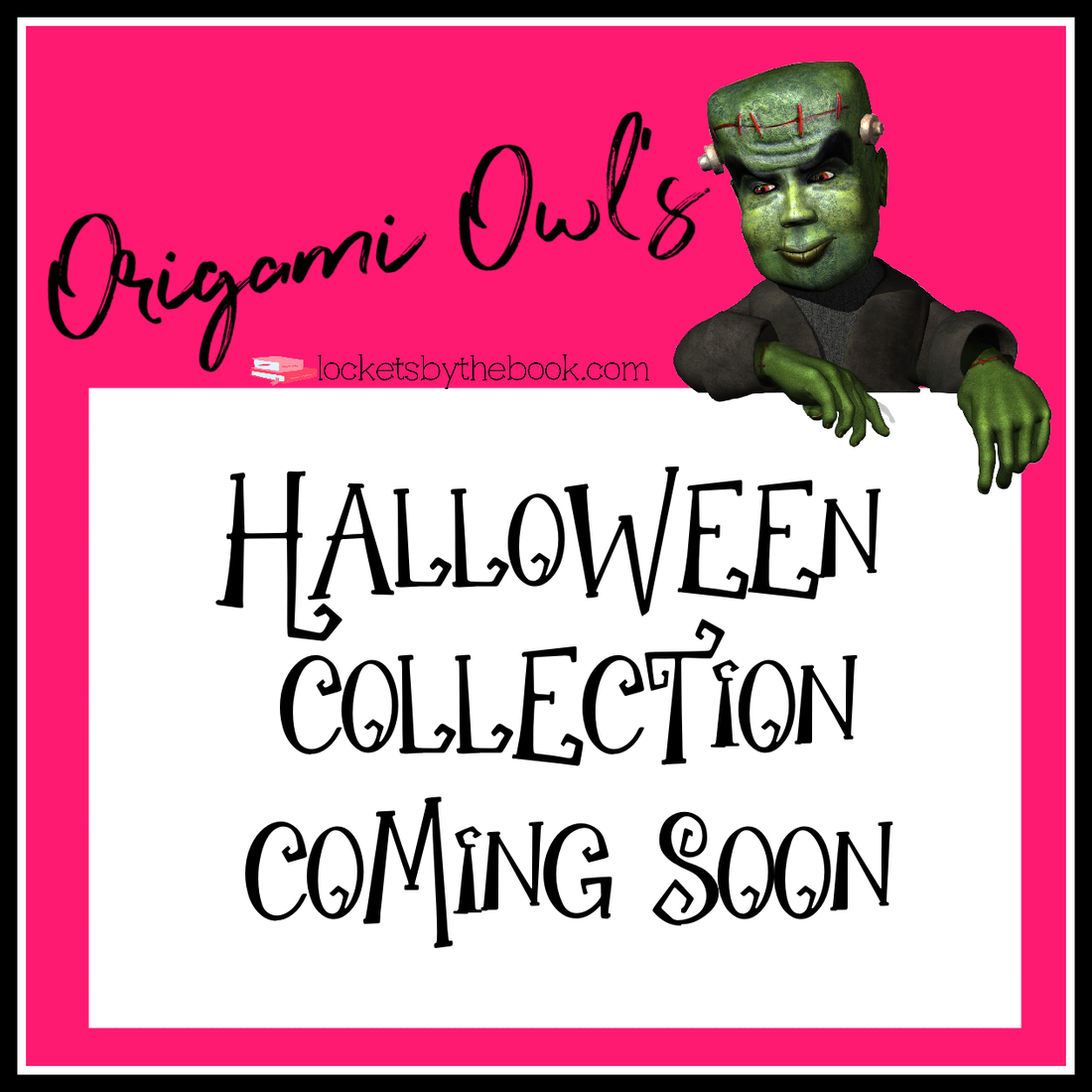 Halloween 2020 Origami Owl Origami Owl Halloween Collection 2020   Direct Sales, Party Plan