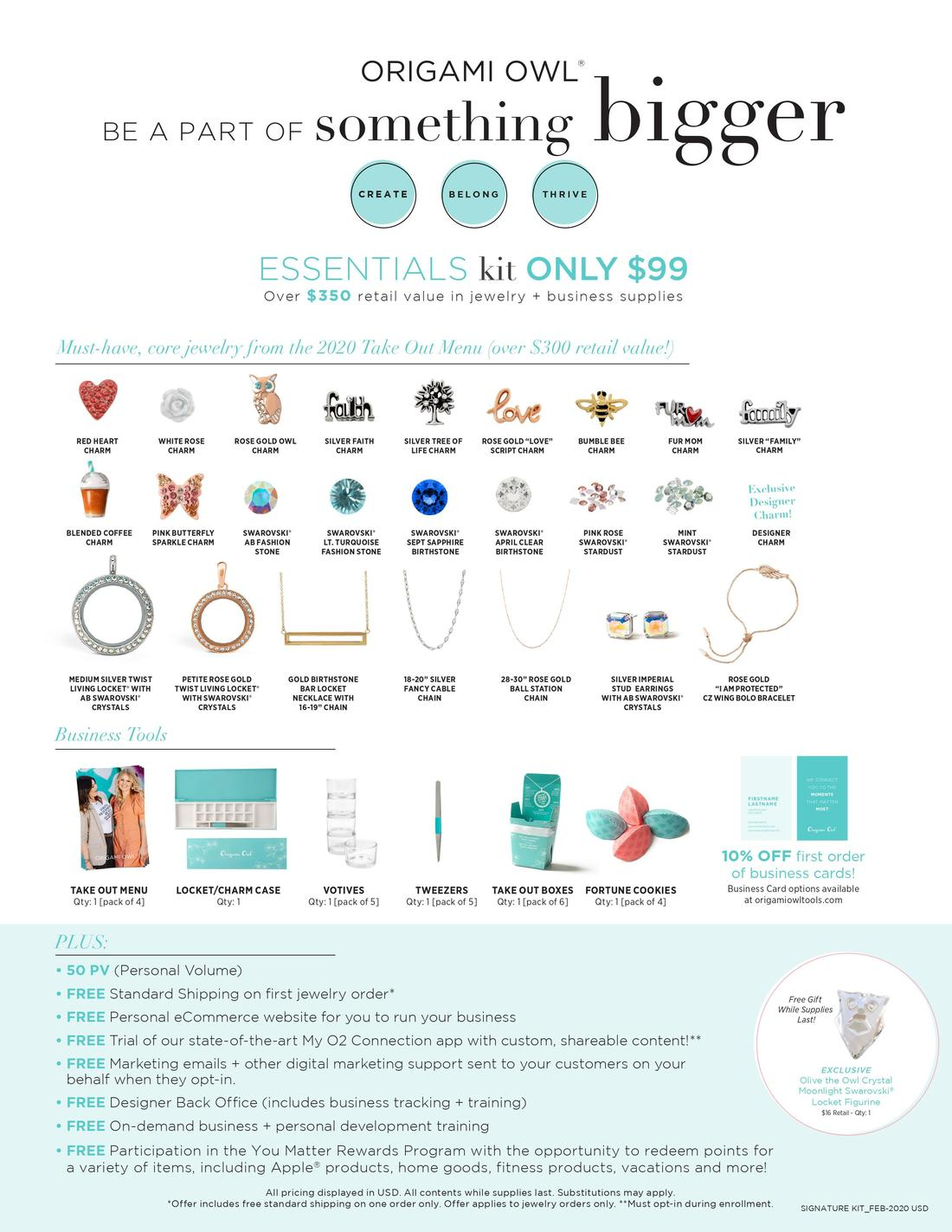 Origami Owl Deal for YOU! Seminole Fashions & More! - Tally Connection | 1423x1100