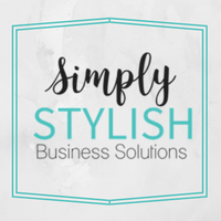 Simply Stylish Business Solutions Company Logo by Kate Stotish in Alexandria VA