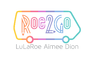 LuLaRoe Aimee Dion Company Logo by Aimee Dion in Dover NH