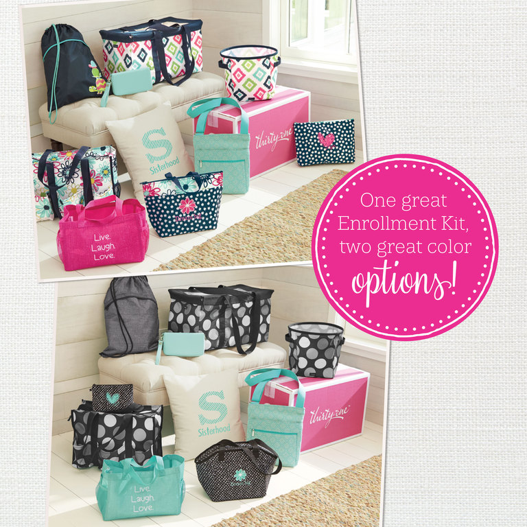 Join the Thirty-One party today!