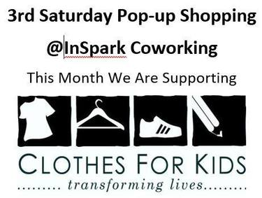 3rd Saturday Pop Up Shopping