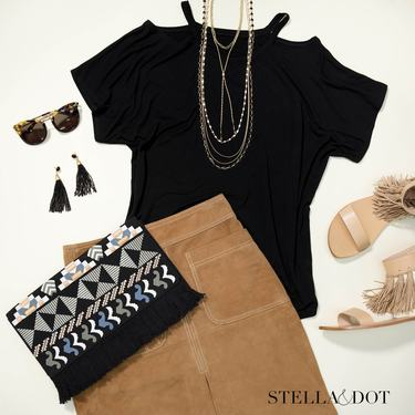 Stella & Dot Style Session at The Penfield