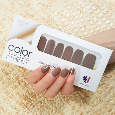 Upper East Side Color Street Solid Nail Strips Direct Sales Member Article By Callie Wagner