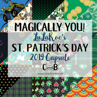 48ee0f620d623 LuLaRoe Magically You - The 2019 St. Patrick's Day Capsule Collection!