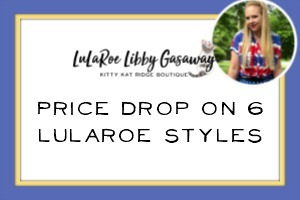 260ded2d02 LuLaRoe Lowers Prices on SIX Styles! - Direct Sales and Home Based ...