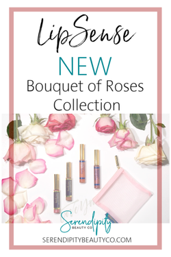 SeneGence/LipSense NEW Bouquet of Roses Collection