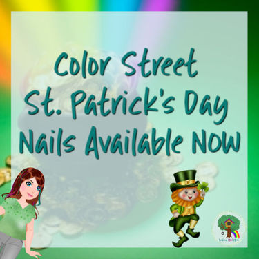 Today is your lucky day color street st patrick 39 s day - Lucky color of the day ...