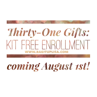 Join Thirty-One Gifts for $1!