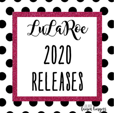 Lularoe Christmas 2020 2020 LuLaRoe New Releases: A look at the Styles Coming to the