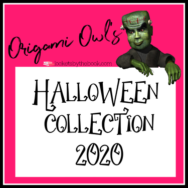 Vs Pink Halloween Collection 2020 Origami Owl Halloween Collection 2020   Direct Sales, Party Plan