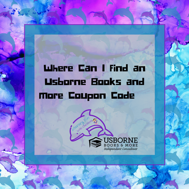 Usborne Books More Coupon Code Direct Sales Party Plan And Network Marketing Companies Coupon By Christina Tucker