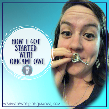 How I Got Started with Origami Owl