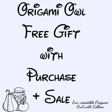 Free Gift With Purchase Christmas 2020 Origami Owl SALE! Start Christmas Shopping Early for 2020   Direct