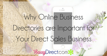 Why Online Listings are Important for Your Direct Sales Business