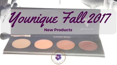 Younique Fall 2017 New Products